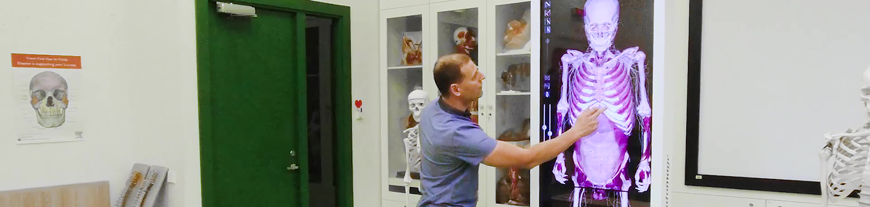 First Master's Programme in Radiography commences in Tartu