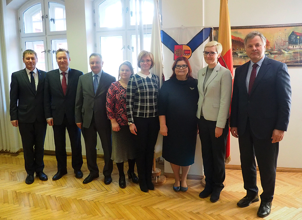 Details of JBMPR were discussed in Lithuania